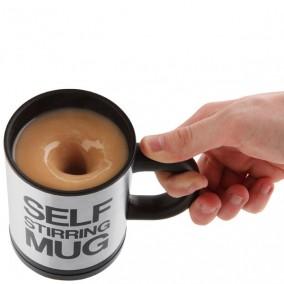 Self Stirring Mug