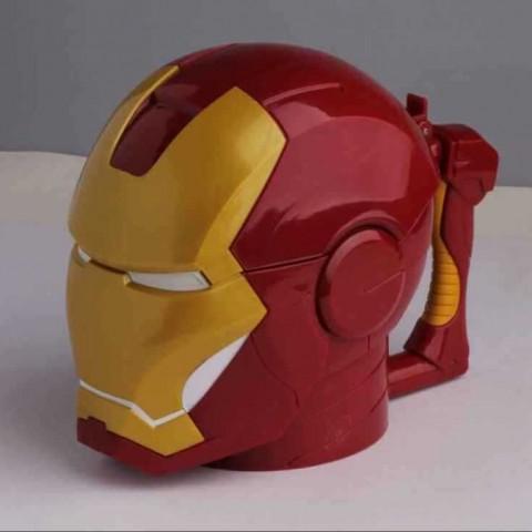 Iron Man Cup