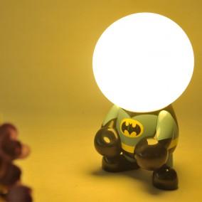 Batman Night Lamp