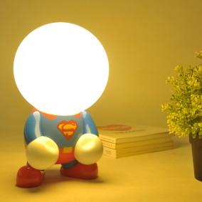 Superman Night Lamp