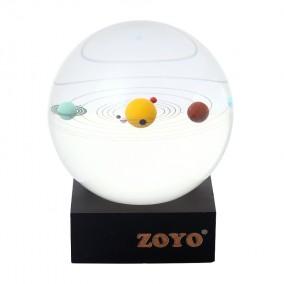 Solar Crystal Ball