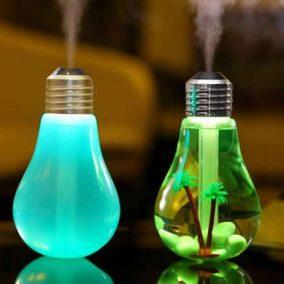 Bulb LED Humidifer